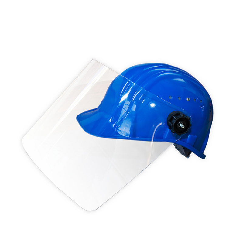 Protective mask - working helmet